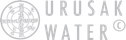 Urusak Water footer logo